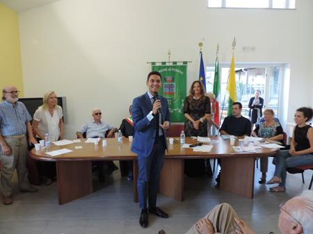 Premio Letterario Pellicciotta - Edizione 2017. Foto 01