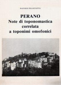 Note di Toponomastica