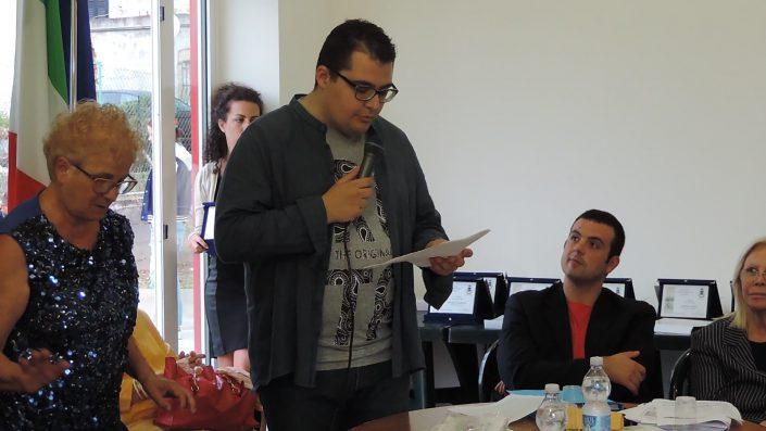 Premio Letterario Pellicciotta - Edizione 2016. Video 03