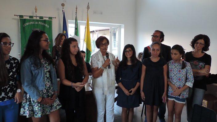 Premio Letterario Pellicciotta - Edizione 2017. Video 04
