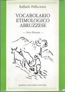 vocabolario etimologico abruzzese