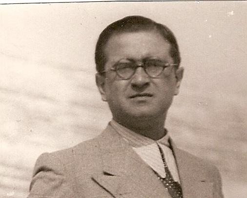 Raffaele Pellicciotta, giovane medico.